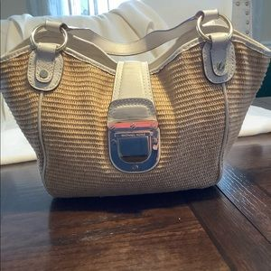 Women Michael Kors Straw Bag Small on Poshmark